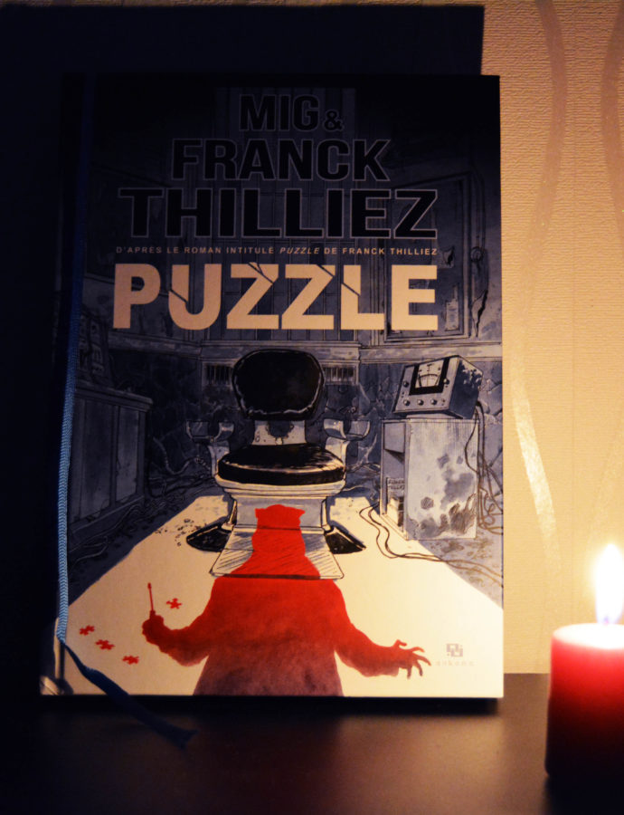 Venez résoudre le mystère de Puzzle