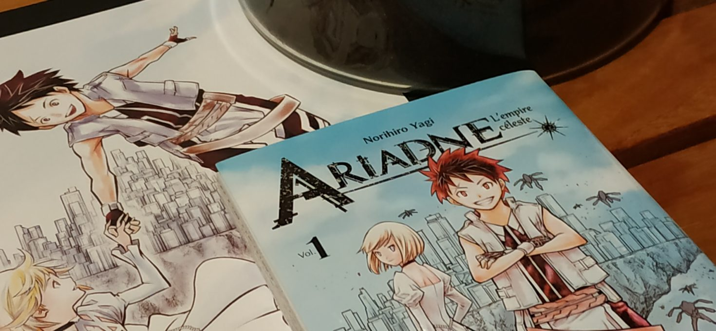 À la découverte du monde avec Ariadne