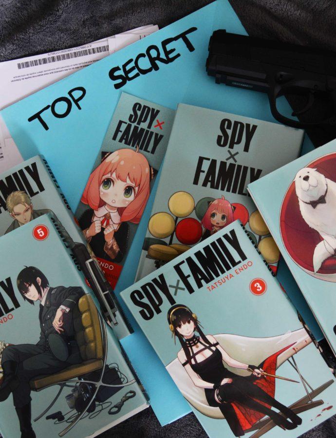 Entrez dans la Spy x Family !