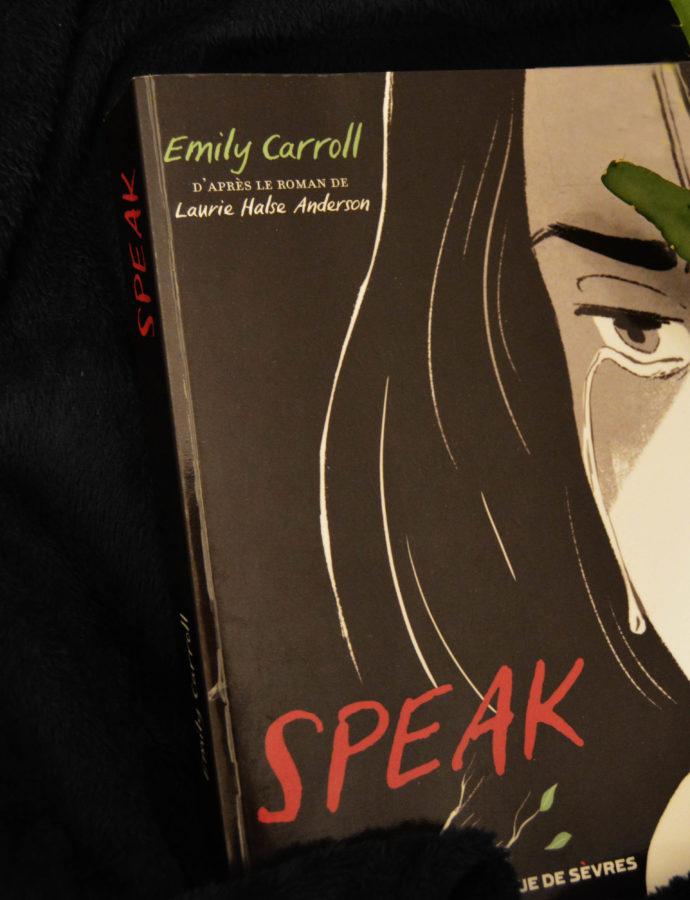 Speak, ou le poids des mots